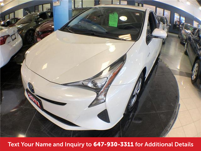 2017 Toyota Prius Technology (Stk: 19889) in Mississauga - Image 1 of 19