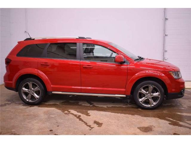 2018 Dodge Journey CROSSROAD AWD - HTD SEATS * LEATHER * HTD STEERING (Stk: B3294) in Kingston - Image 1 of 30