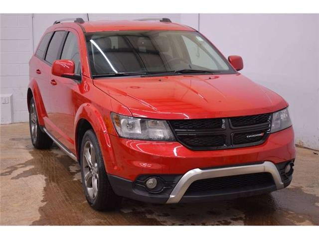 2018 Dodge Journey CROSSROAD AWD - HTD SEATS * LEATHER * HTD STEERING (Stk: B3294) in Kingston - Image 2 of 30