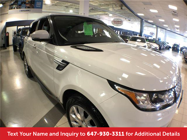 2014 Land Rover Range Rover Sport V8 Supercharged (Stk: 19591) in Mississauga - Image 2 of 20