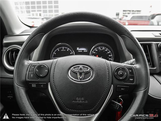 2018 Toyota RAV4 LE (Stk: A219289) in London - Image 7 of 27