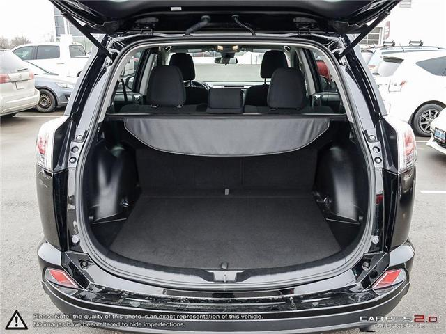 2018 Toyota RAV4 LE (Stk: A219289) in London - Image 26 of 27