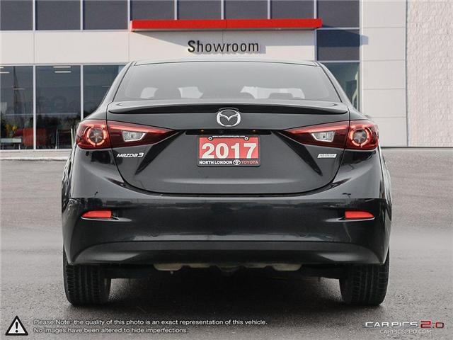 2017 Mazda Mazda3 GT (Stk: AA219289) in London - Image 5 of 27
