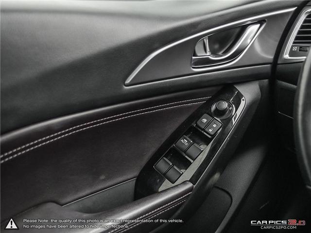 2017 Mazda Mazda3 GT (Stk: AA219289) in London - Image 10 of 27