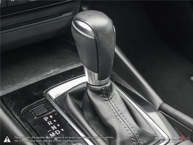 2017 Mazda Mazda3 GT (Stk: AA219289) in London - Image 12 of 27