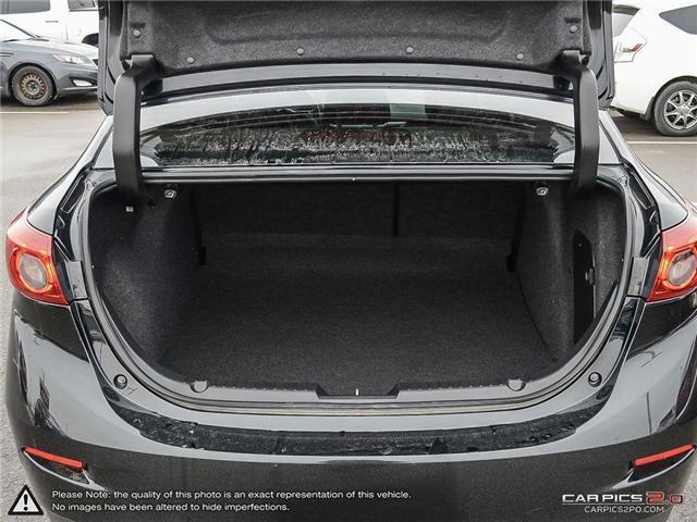 2017 Mazda Mazda3 GT (Stk: AA219289) in London - Image 26 of 27