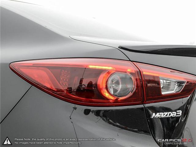2017 Mazda Mazda3 GT (Stk: AA219289) in London - Image 27 of 27