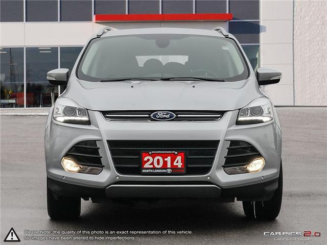 2014 Ford Escape Titanium (Stk: U10965) in London - Image 2 of 27