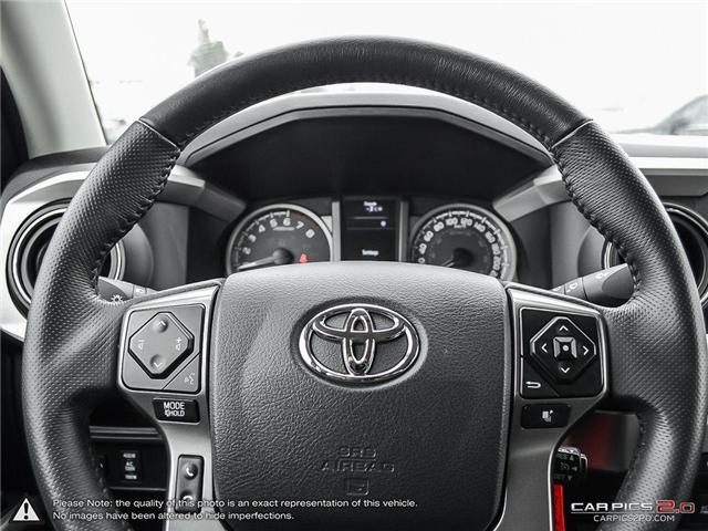 2017 Toyota Tacoma SR5 (Stk: U10950) in London - Image 7 of 27