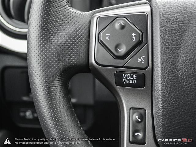 2017 Toyota Tacoma SR5 (Stk: U10950) in London - Image 11 of 27