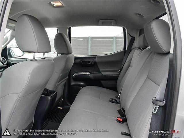 2017 Toyota Tacoma SR5 (Stk: U10950) in London - Image 19 of 27