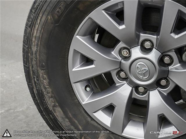 2017 Toyota Tacoma SR5 (Stk: U10950) in London - Image 21 of 27
