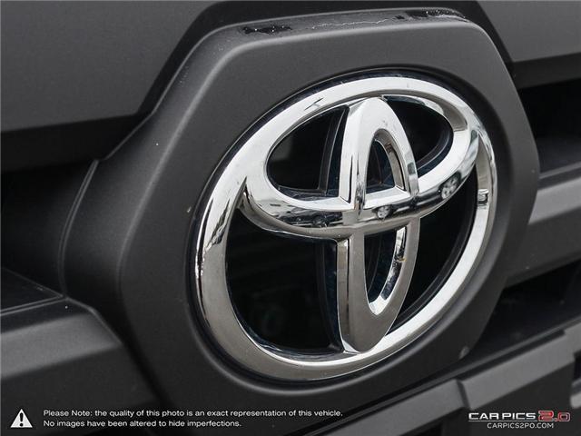 2017 Toyota Tacoma SR5 (Stk: U10950) in London - Image 24 of 27