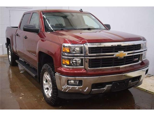 2014 Chevrolet Silverado 1500 LT 4X4 CREW CAB-BACKUP CAM * HEATED SEATS  (Stk: TRJ521A) in Kingston - Image 2 of 30