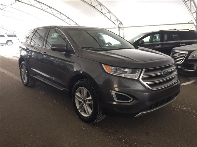 2018 Ford Edge SEL (Stk: 168762) in AIRDRIE - Image 1 of 19