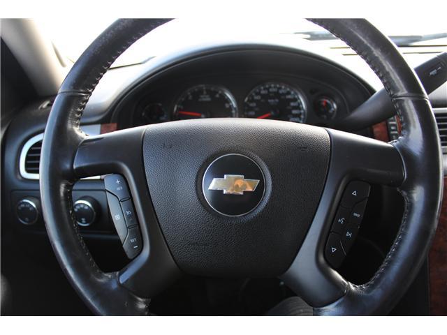 2007 Chevrolet Avalanche 1500 LT (Stk: P1608) in Regina - Image 10 of 19