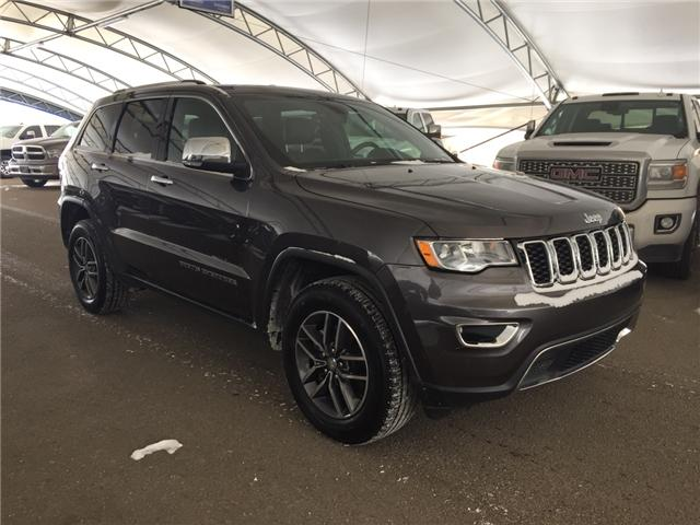 2018 Jeep Grand Cherokee Limited (Stk: 168763) in AIRDRIE - Image 1 of 23