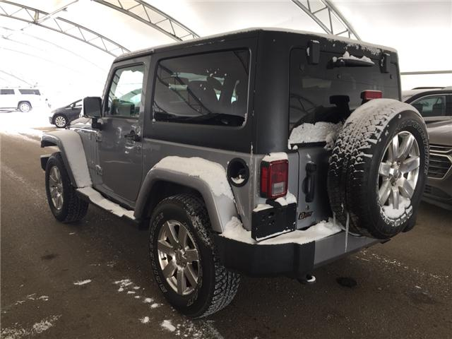 2016 Jeep Wrangler Sahara (Stk: 151820) in AIRDRIE - Image 4 of 17