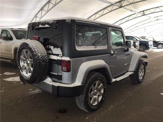 2016 Jeep Wrangler Sahara (Stk: 151820) in AIRDRIE - Image 6 of 17