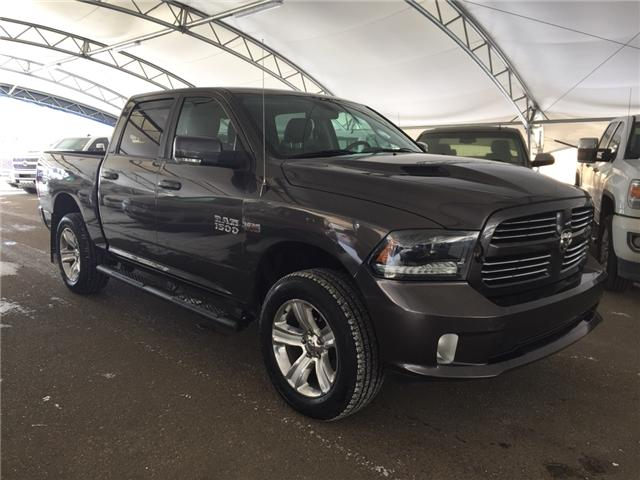 2015 RAM 1500 Sport (Stk: 169422) in AIRDRIE - Image 1 of 18