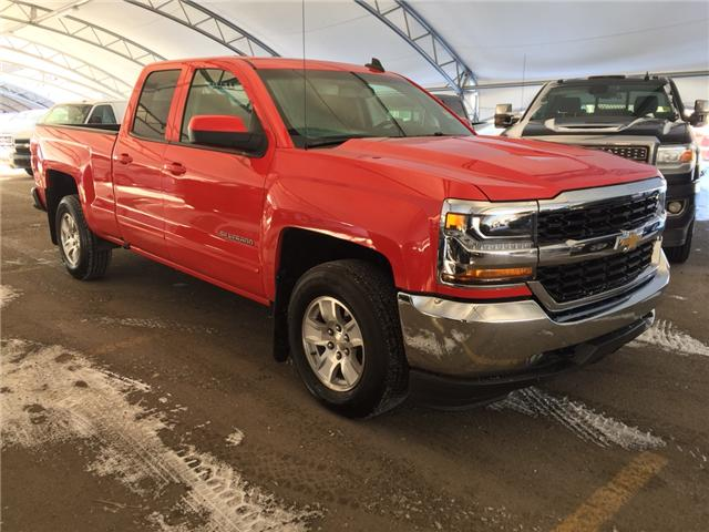 2018 Chevrolet Silverado 1500 1LT 1GCVKRECXJZ326294 172304 in AIRDRIE