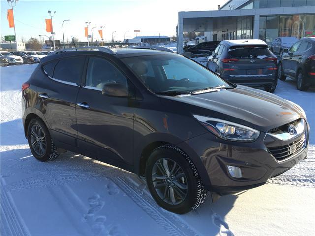2014 Hyundai Tucson GLS (Stk: B7223A) in Saskatoon - Image 1 of 22
