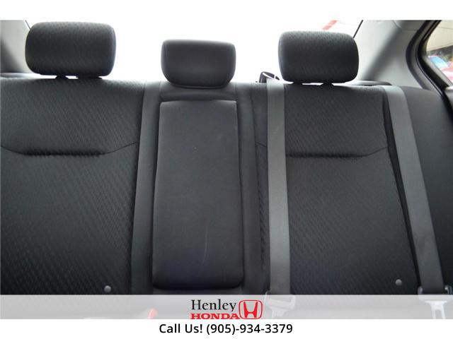 2015 Honda Civic EX SUNROOF ALLOY WHEELS BLUETOOTH HEATED SEATS (Stk: R9306) in St. Catharines - Image 10 of 22