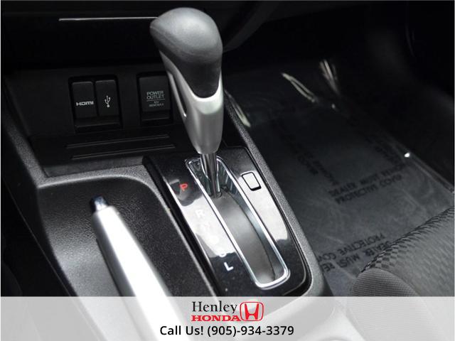2015 Honda Civic EX SUNROOF ALLOY WHEELS BLUETOOTH HEATED SEATS (Stk: R9306) in St. Catharines - Image 19 of 22