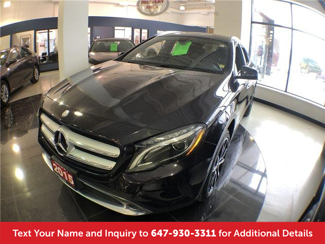 2015 Mercedes-Benz GLA-Class Base (Stk: K8400A) in Mississauga - Image 1 of 19