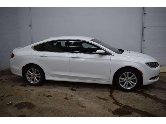 2015 Chrysler 200 LIMITED - HEATED SEATS * TOUCH SCREEN * SAT RADIO (Stk: B3244) in Kingston - Image 1 of 30