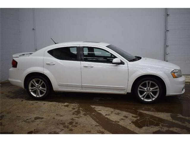 2013 Dodge Avenger SXT - HEATED SEATS * SUNROOF * SAT RADIO (Stk: B3127) in Kingston - Image 1 of 30