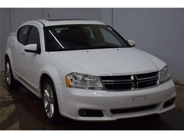 2013 Dodge Avenger SXT - HEATED SEATS * SUNROOF * SAT RADIO (Stk: B3127) in Kingston - Image 2 of 30
