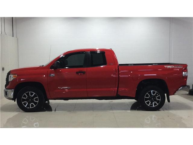 2016 Toyota Tundra SR 5.7L V8 (Stk: T18373A) in Sault Ste. Marie - Image 3 of 13
