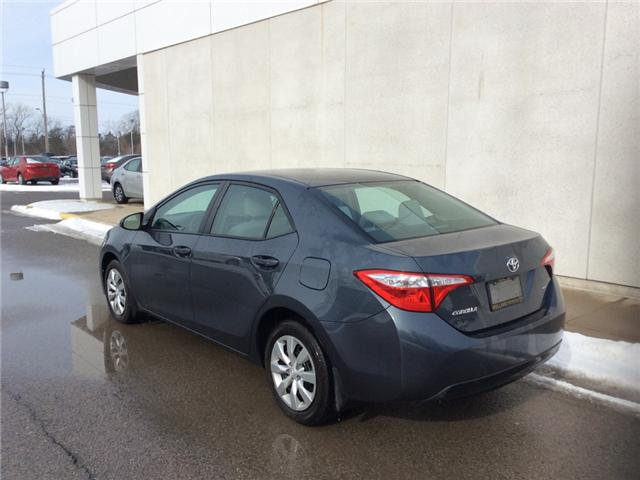 2016 Toyota Corolla LE (Stk: P3326) in Welland - Image 3 of 22
