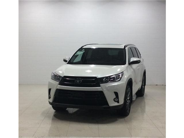 2018 Toyota Highlander XLE (Stk: P5185) in Sault Ste. Marie - Image 1 of 13