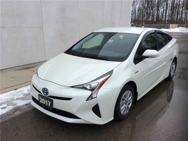 2017 Toyota Prius Base (Stk: P3379) in Welland - Image 1 of 20