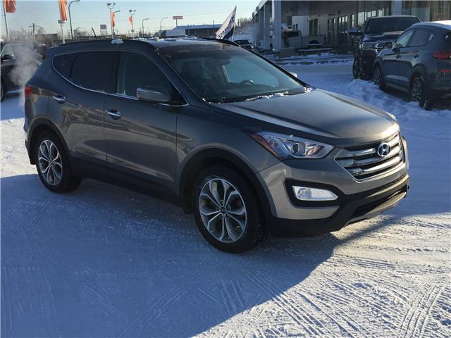 2015 Hyundai Santa Fe Sport 2.0T Limited (Stk: B7226) in Saskatoon - Image 1 of 27