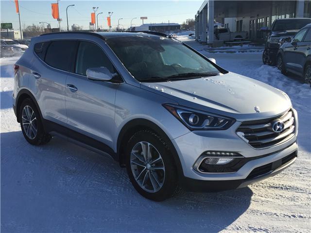 2017 Hyundai Santa Fe Sport 2.0T Ultimate (Stk: B7230) in Saskatoon - Image 1 of 23