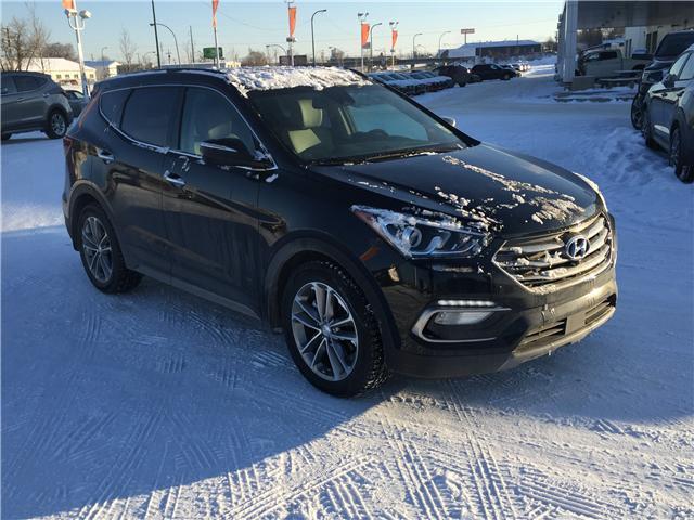 2017 Hyundai Santa Fe Sport 2.0T Ultimate (Stk: B7232) in Saskatoon - Image 1 of 25
