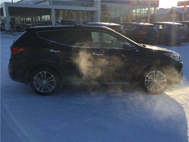 2017 Hyundai Santa Fe Sport 2.0T Ultimate (Stk: B7232) in Saskatoon - Image 2 of 25