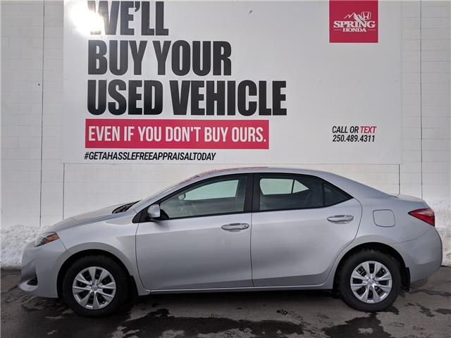 2018 Toyota Corolla CE (Stk: H06833A) in North Cranbrook - Image 3 of 16