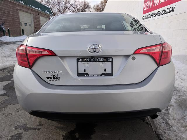 2018 Toyota Corolla CE (Stk: H06833A) in North Cranbrook - Image 5 of 16