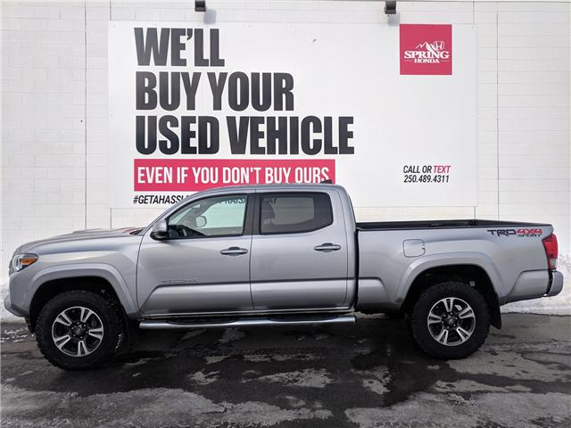 2017 Toyota Tacoma TRD Sport (Stk: H01445A) in North Cranbrook - Image 3 of 16