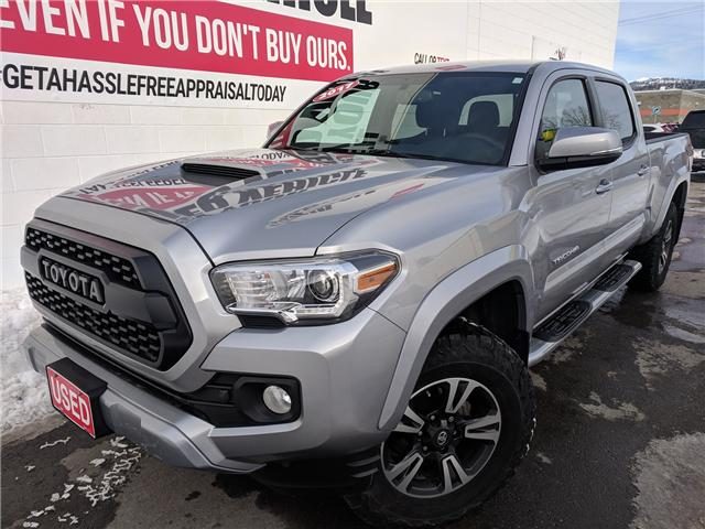2017 Toyota Tacoma TRD Sport (Stk: H01445A) in North Cranbrook - Image 15 of 16