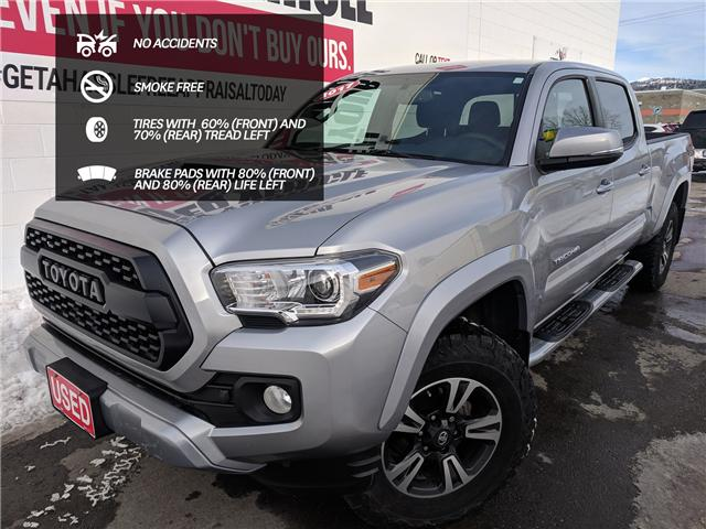 2017 Toyota Tacoma TRD Sport (Stk: H01445A) in North Cranbrook - Image 1 of 16