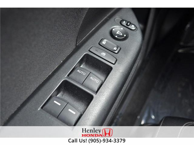 2016 Honda Civic EX SUNROOF ALLOY WHEELS BLUETOOTH HEATED SEATS (Stk: H17877A) in St. Catharines - Image 22 of 23