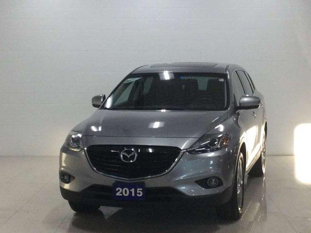 2015 Mazda CX-9 GT (Stk: A18086A) in Sault Ste. Marie - Image 1 of 23