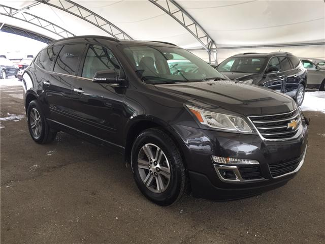 2015 Chevrolet Traverse 1LT (Stk: 172387) in AIRDRIE - Image 1 of 21