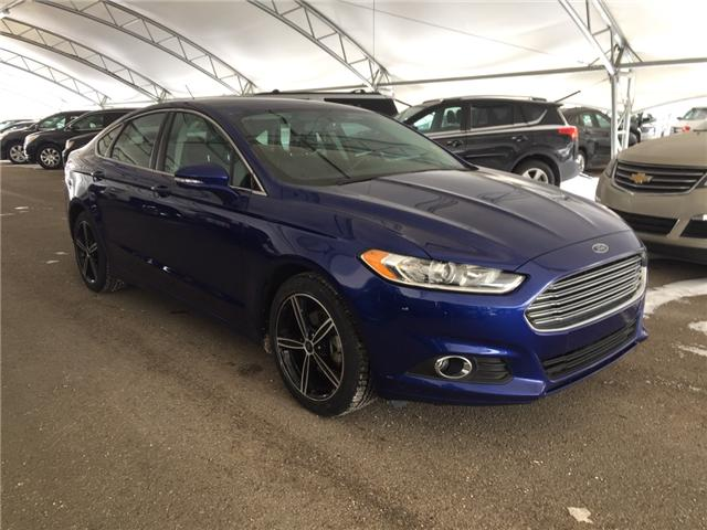2014 Ford Fusion SE (Stk: 172208) in AIRDRIE - Image 1 of 20