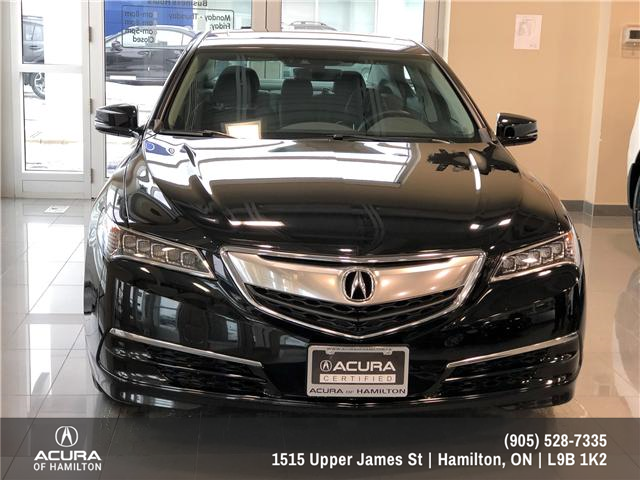 2017 Acura TLX Base (Stk: 1713270) in Hamilton - Image 1 of 10
